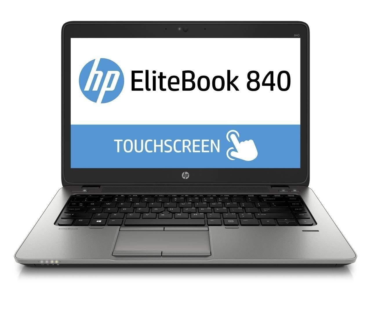 "HP ELITEBOOK 840 G2, 14"", INTEL CORE I7-5600U @2.6GHZ, 8GB RAM, 500GB HDD, INTEL HD GRAPHICS 5500, WINDOWS 8.1 PRO Laptop (Certified Refurbished)"