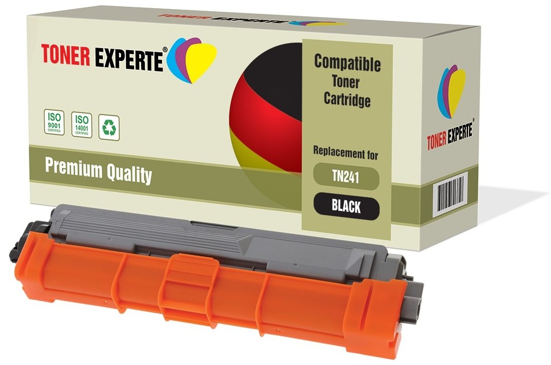 Kit 4 TONER EXPERTE/® TN241 TN245 Toner compatibili per Brother DCP-9015CDW DCP-9020CDW MFC-9140CDN MFC-9330CDW MFC-9340CDW HL-3140CW HL-3142CW HL-3150CDW HL-3152CDW HL-3170CDW HL-3172CDW MFC-9130CW
