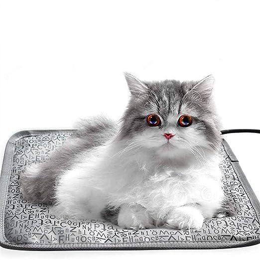 Esterilla para Mascotas, Yusell Large, calefactable, para Mascotas ...
