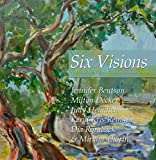 img - for Six Visions: Artists from the Valley Visual Arts Association book / textbook / text book