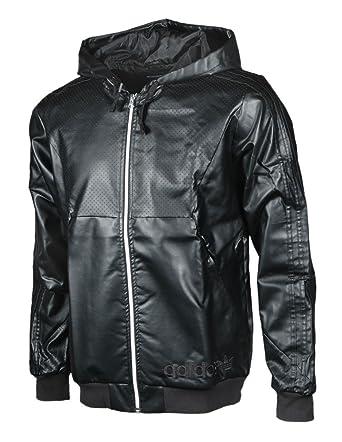 Jacke in schwarz farben