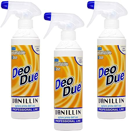 chimiclean 3X Deo Due SHAREM 500 ML. Deodorante Ambiente