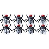 Toyvian Fake Flies 100pcs Plastic Realistic Fly Joke Toys Prank Trick Toys Evil Simulation Prank Trick Toys for…