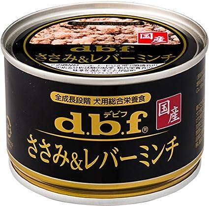 デビフササミ&レバーミンチ ドッグ フード 子犬 総合栄養食