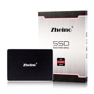 Zheino A2 2.5 Pulgadas SATA III 2D MLC SSD 128GB Interno Disco ...