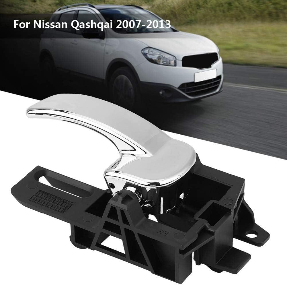 Auto innen rechts T/ürgriff 80670JD00E Auto innen rechts hinten oder vorne T/ürgriff f/ür Qashqai 2007-2013