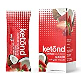 Ketond Advanced Ketone Supplement - 15 'On The Go' Packs - Exogenous Ketone Supplement 11.7g of BHB (Beta-Hydroxybutyrate) Salts to Lose Weight, Increase Energy & Focus (Tigers Blood)