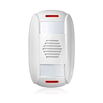 Kerui Alarm With Motion Detector Shop Door Entry Chime Bell Pir