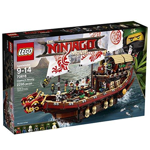 LEGO Ninjago Destiny's Bounty 70618 Building Kit