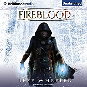 Fireblood Audiobook