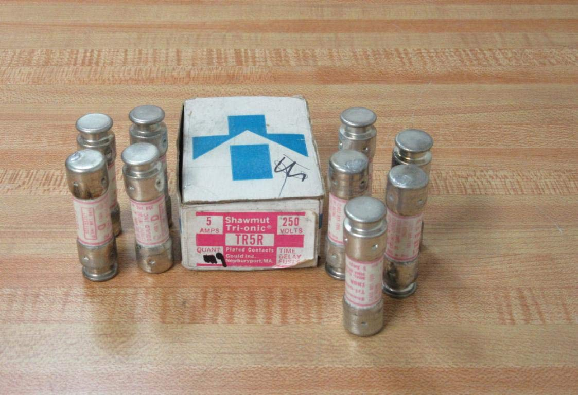 Gould TR5R Fuse (Pack of 9)