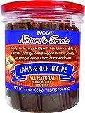 Evolve Nature's Menu Lamb & Rice Jerky - 22oz