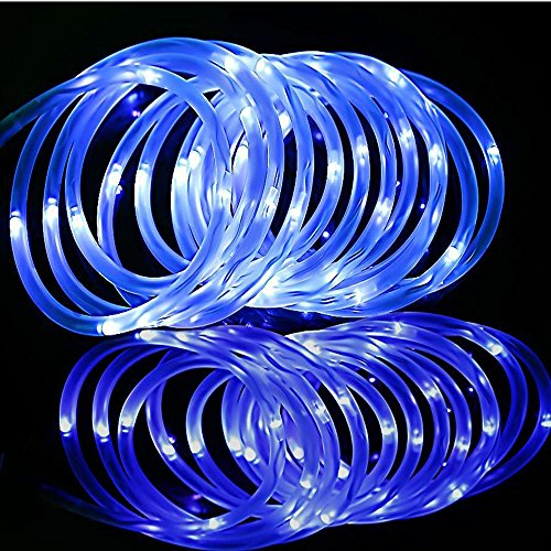 10M Solar Rope Light
