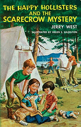 The Happy Hollisters and the Scarecrow Mystery: (Volume 14) by [West, Jerry]