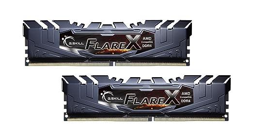 4 opinioni per G.SKILL F4-2400C16Q-32GFXR 32 GB (8 GB x 4) Flare Black 16GB (8GBx2)