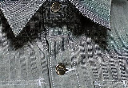 Chore Coat: Fisher Stirpe