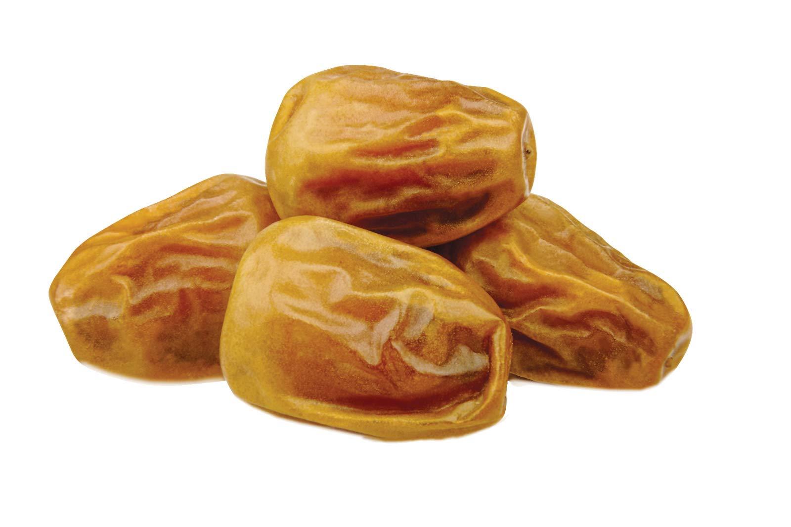 Premium Saudi Sukkari Dates - Pack of 2 Cartons - تمر سكري سعودي فاخر