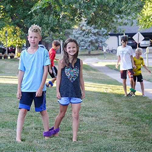 3 Legged Race to Keep Kids Busy when they are bored
