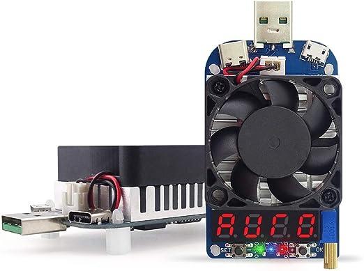 HD35 Trigger QC2.0 QC3.0 USB Resistencia Voltaje Corriente ...