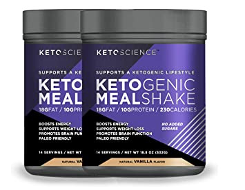 how much is the keto diet shake