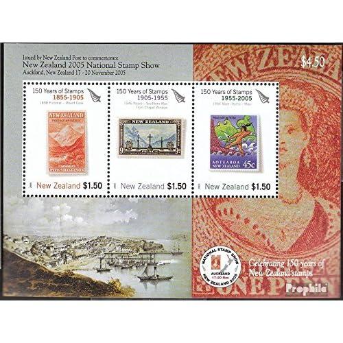 nouvelle-zélande Bloc 190 (complète.Edition.) 2005 Auckland (Timbres pour les collectionneurs)