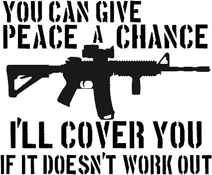 Are you sure Gun decal Teal Camo