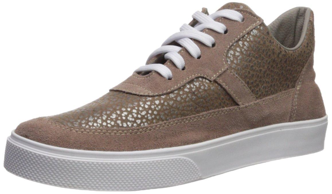KAANAS Women's Patagonia Metallic HI-Top Sneaker, Graphite, 8 Regular US