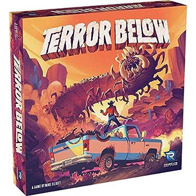 Renegade Game Studios Terror Below: Toys & Games