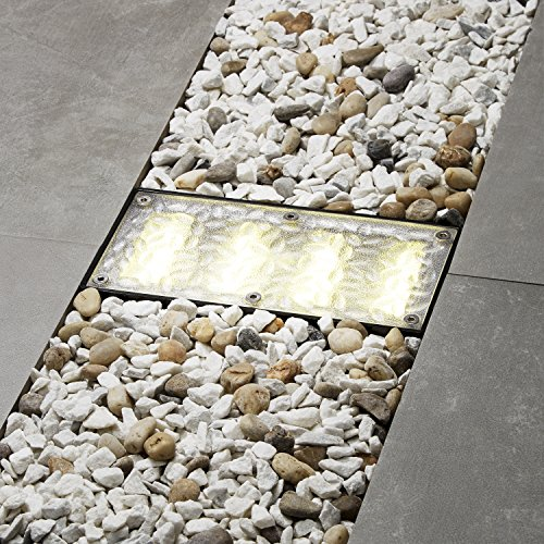 Outdoor Recessed Light Square in US - 3