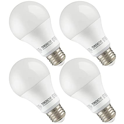 Garage Door Opener LED Bulb, 100W Equivalent LED A19 Light Bulb, 1600  Lumens Ultra
