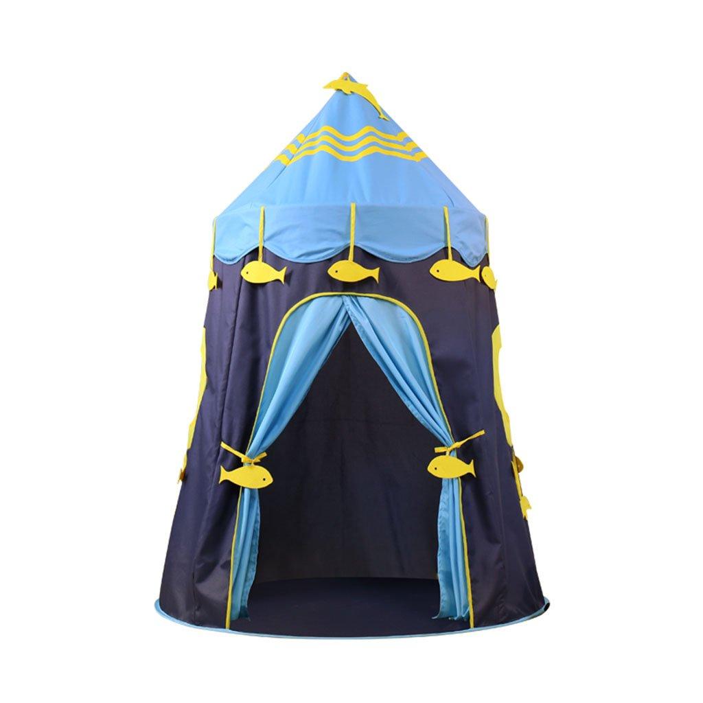 HWH 家庭用おもちゃの部屋、子供のテントのゲームの家屋内の男の子と女の子の城のベイビープレイハウスの家は折りたたみテント110 * 150CMすることができます ゲームハウス (サイズ さいず : 110 * 150CM) B07JW5KQ2J  110*150CM