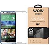 WOW Imagine™ Pro HD+ 9H Hardness 2.5D 0.3mm Toughened Tempered Glass Screen Protector for HTC DESIRE 620 620G Dual