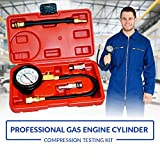 T1A 5 Piece Gas Cylinder Compression Tester