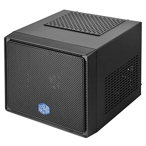 Cooler Master Elite 110 Mini-ITX Computer Case (RC-110-KKN2) by Cooler Master (Image #1)