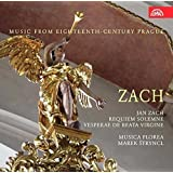 Zach: Requiem; Vesperae De Beata Virgine