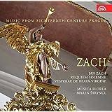 Zach: Requiem in C-Moll / Marienvesper in D-Dur - Music from Eighteenth-Century Prague