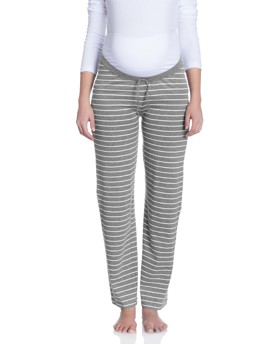 bellybutton Women's Evie Striped Maternity Pyjama Bottoms 0007424