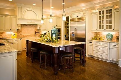 10 X 10 Kitchen Cabinets (Lenox Canvas)