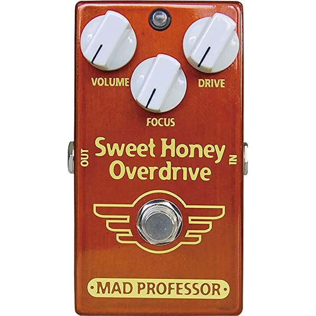 リンク:Sweet Honey Overdrive