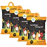 TrustBasket Enriched Premium Organic Earth Magic Potting Soil Mix With Required Fertilizers for Plants- 20 KG
