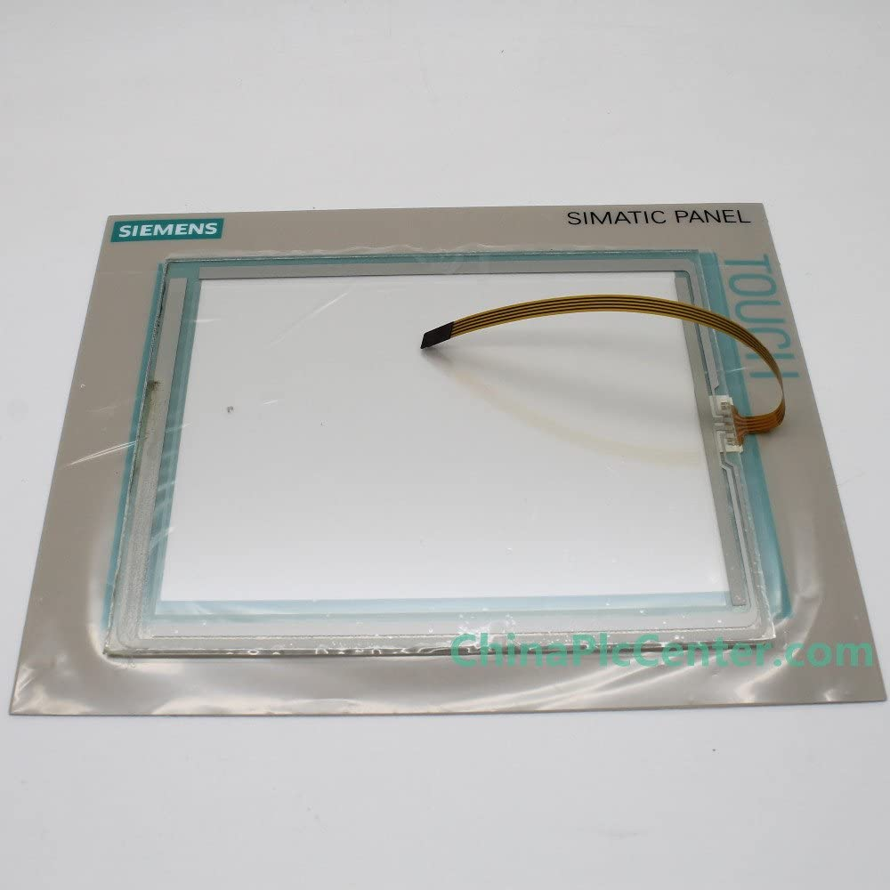 Touch Screen Glass with Protective Film for SIEMENS TP177B 6AV6 642-0BA01-1AX1