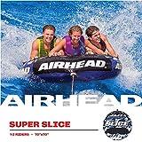 Airhead Super Slice Towable Tube for Three