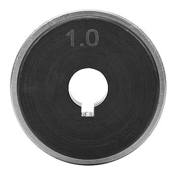 Hilitand Rodillo de alimentación de Alambre Mig, Rodillo de transmisión de alimentación de Alambre Rueda de Rodillo de transmisión Doble para Panasonic ...