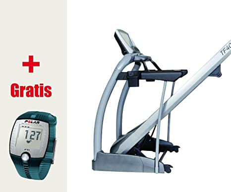 Vision Fitness TF 40 Touch cinta de correr - Incluye FT1 Polar ...