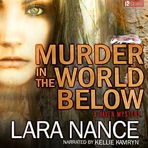 Murder in the World Below Audiobook