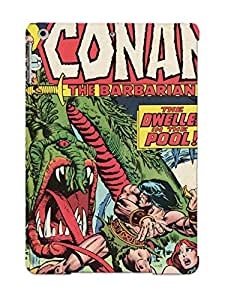 New Style DkDKSOI6P Conan The Barbarian Gil Kane Ic Marvel Group Ic Book Book Mint Premium Tpu Cover Case For Ipad Air