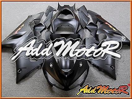 Addmotor Inyección Hornear carenado para Ninja ZX636 ZX6R ...