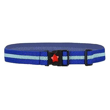 MSemis Cinturón Elástico para Niños Niñas Cinturones ...
