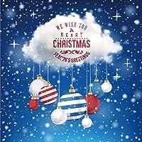 ASR Kerstman sneeuwman eland kerstboom venster sticker Kerstmis PVC sticker 50 * 70cm (A)
