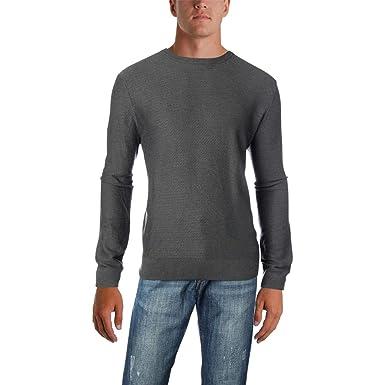 aedfb3d195ec08 Michael Kors Mens Wool Long Sleeves Pullover Sweater at Amazon Men's ...